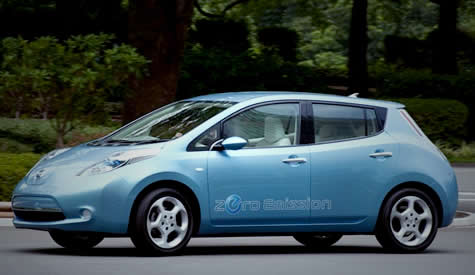 Nissan Leaf - 2011 World Car of the Year