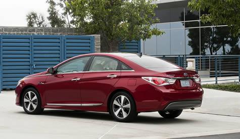 2011 Hyundai Sonata Hybrid Review
