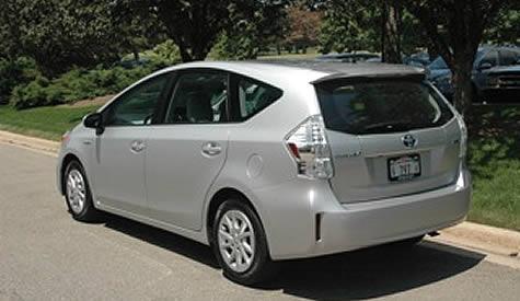 2010 Prius v
