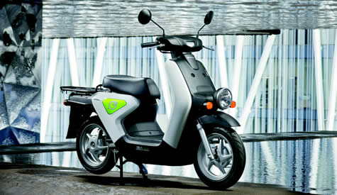 Honda EV-neo Electric Motor Scooter