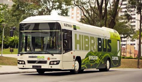 Volvo 7700 Hybrid Bus